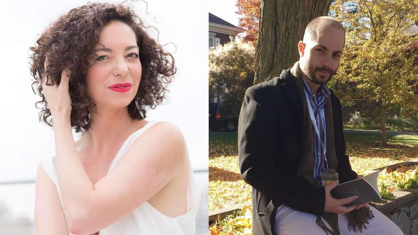 Pjesnička večer: Francesca  Cricelli & Thiago Ponce de Moraes
