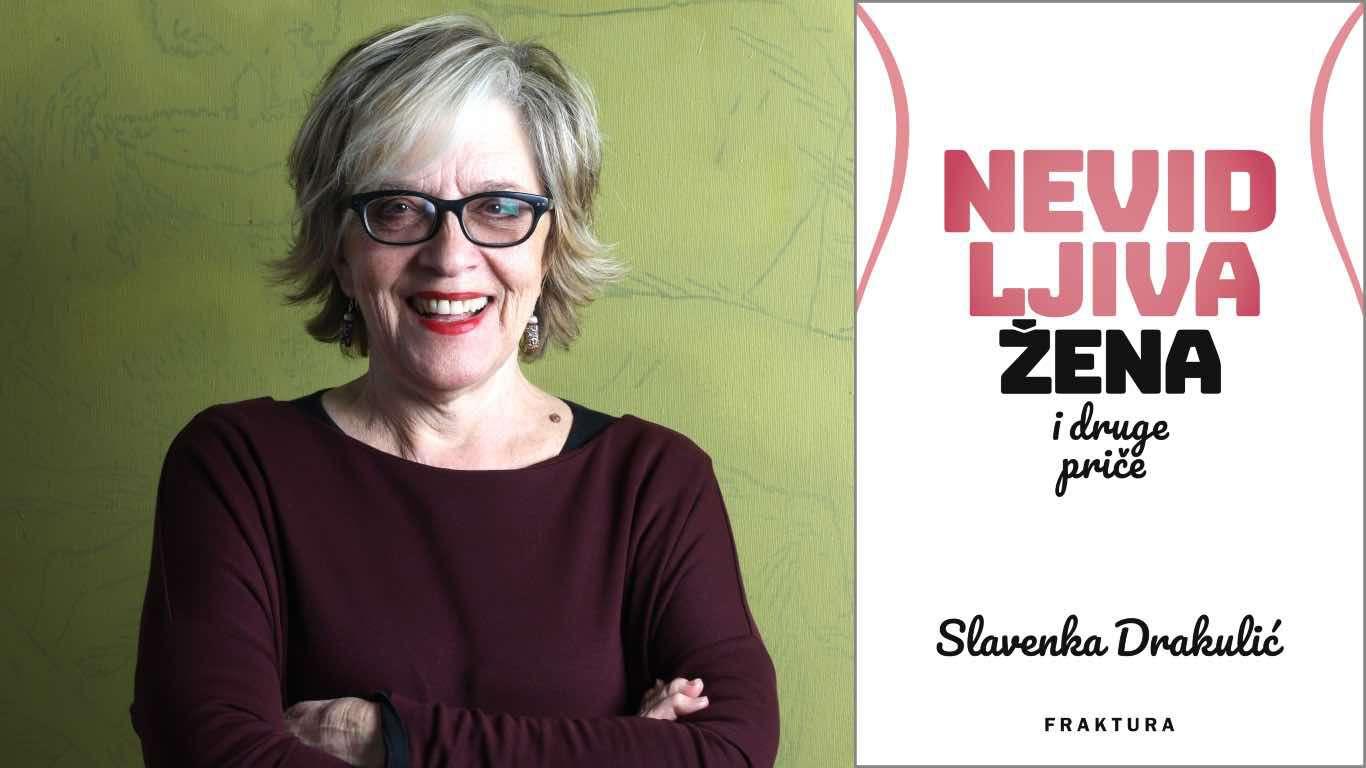 Literarna ćakula: Slavenka Drakulić