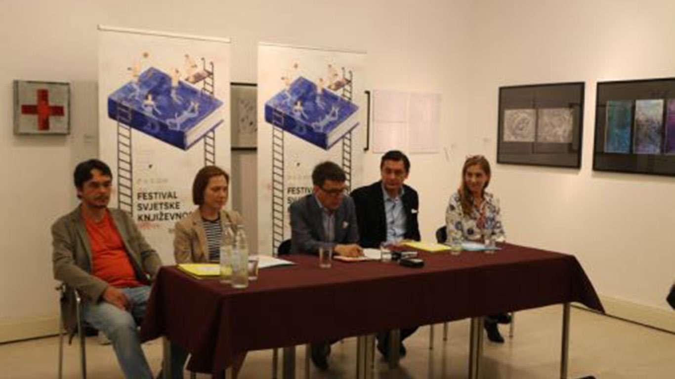 Održana prva konferencija za novinare