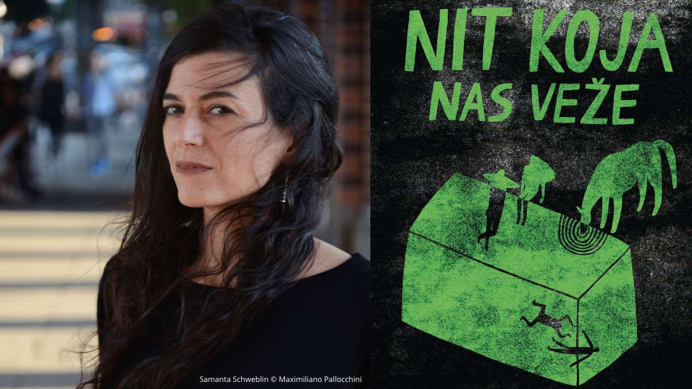 Pisac i njegov čitatelj: Samanta Schweblin