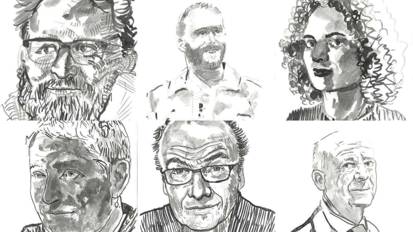 Portreti sudionika festivala