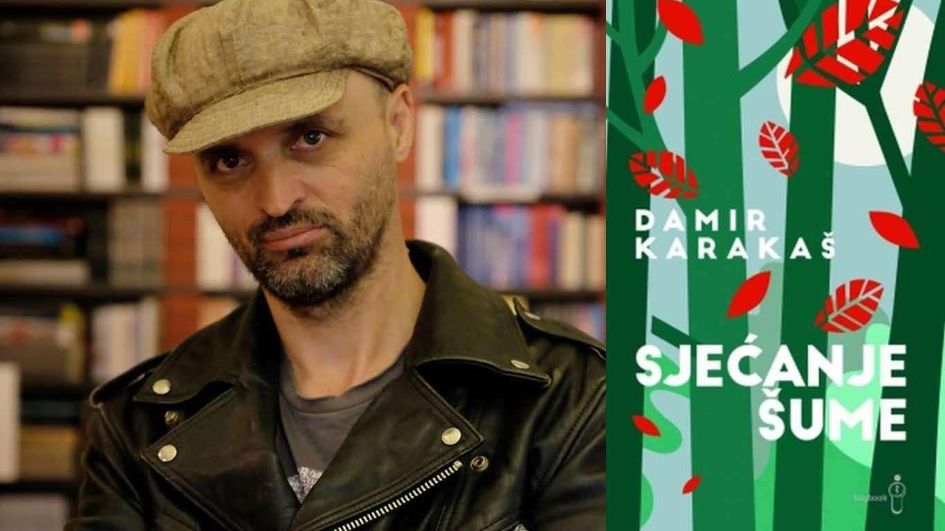 Književna matineja: Damir Karakaš