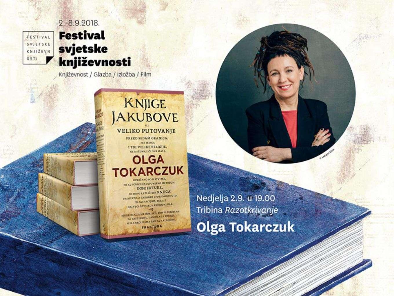 Ovogodišnji program otvaramo razgovorom s Olgom Tokarczuk!