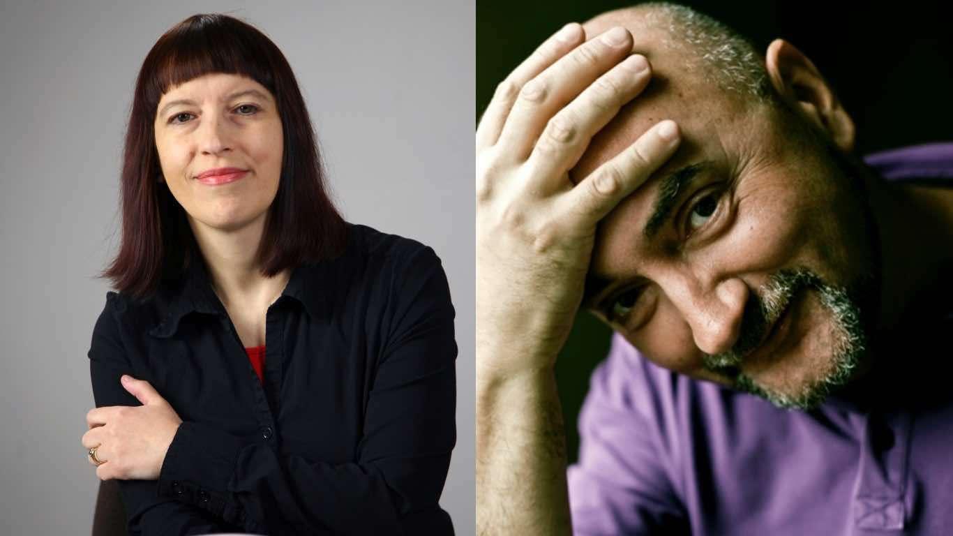 Dvostruki portret: Lidija Dimkovska & Dražen Ilinčić
