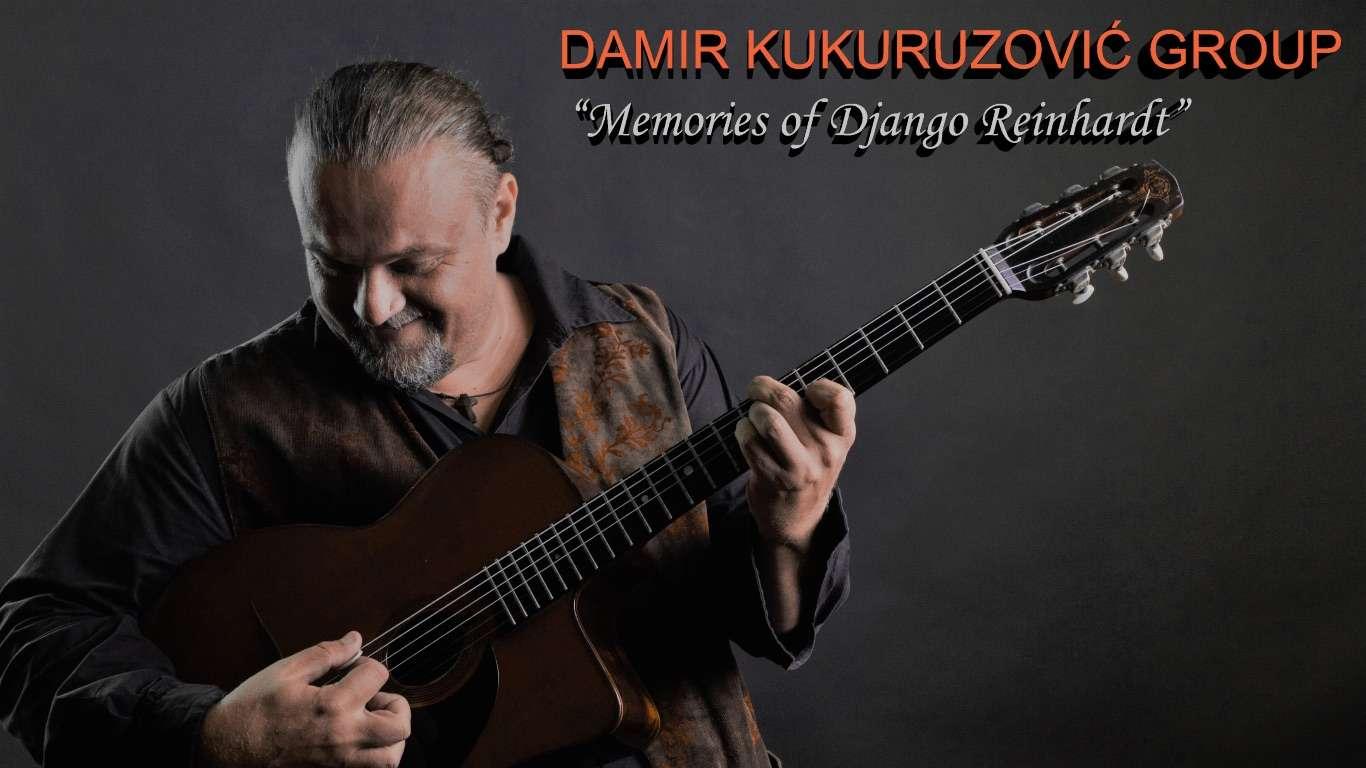 Koncert: Damir Kukuruzović
