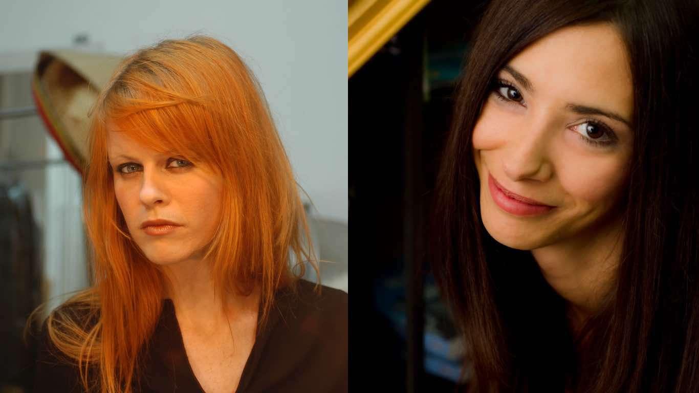 Dvostruki portret: Gabriela Babnik i Tea Tutić