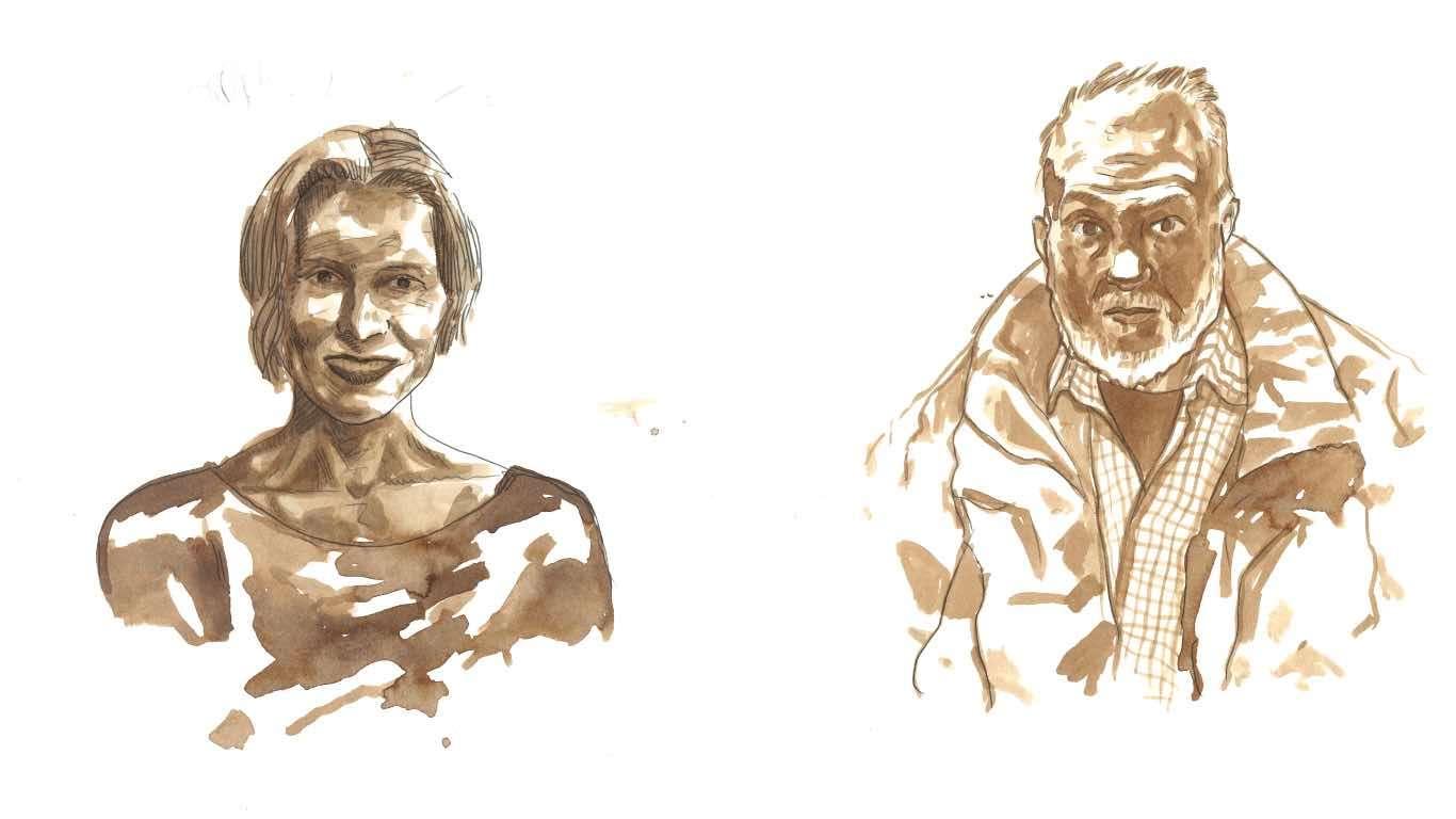 Polona Glavan & Alojz Majetić