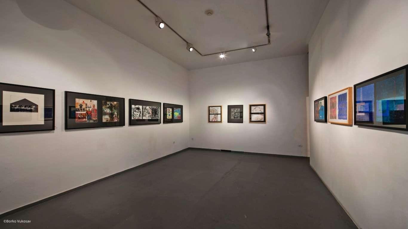 Otvaranje izložbe crteža i slika