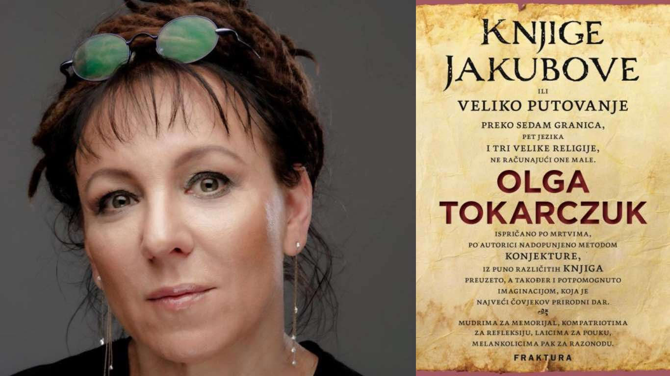 Razotkrivanje: Olga Tokarcuk