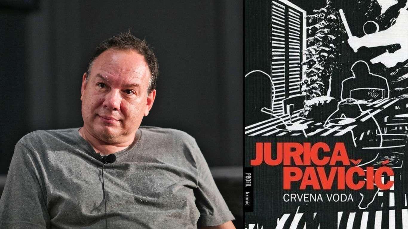 Književna matineja: Jurica Pavičić