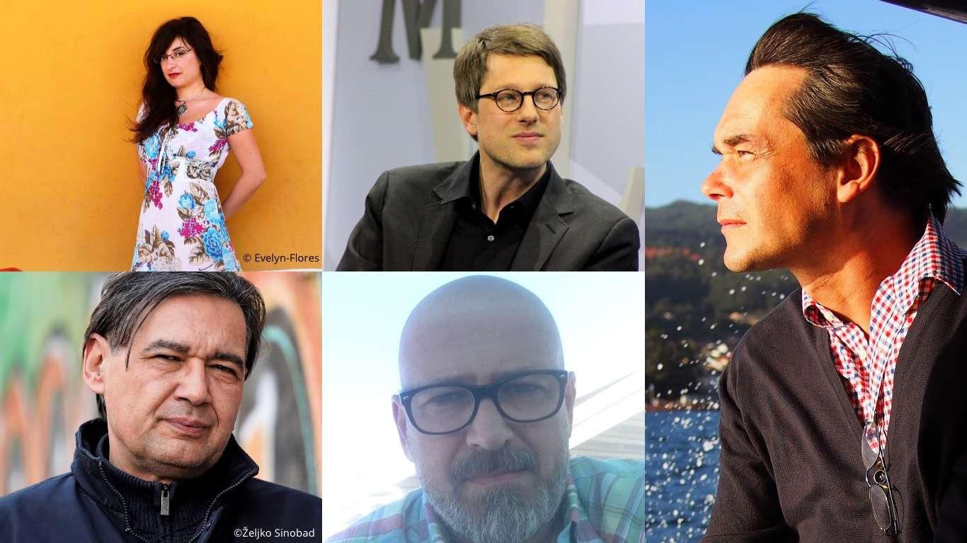 Riječi bez zidova: Aurélia Lassaque, Jan Wagner, Damir Šodan i Zvonko Karanović