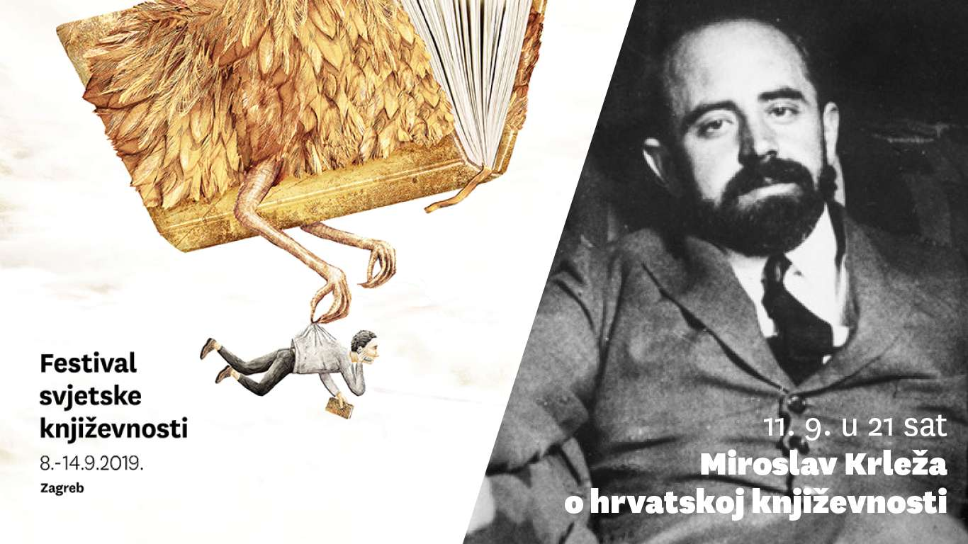 Miroslav Krleža o hrvatskoj književnosti