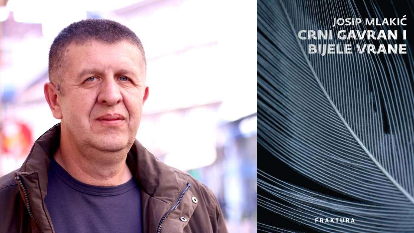 Literarna ćakula: Josip Mlakić