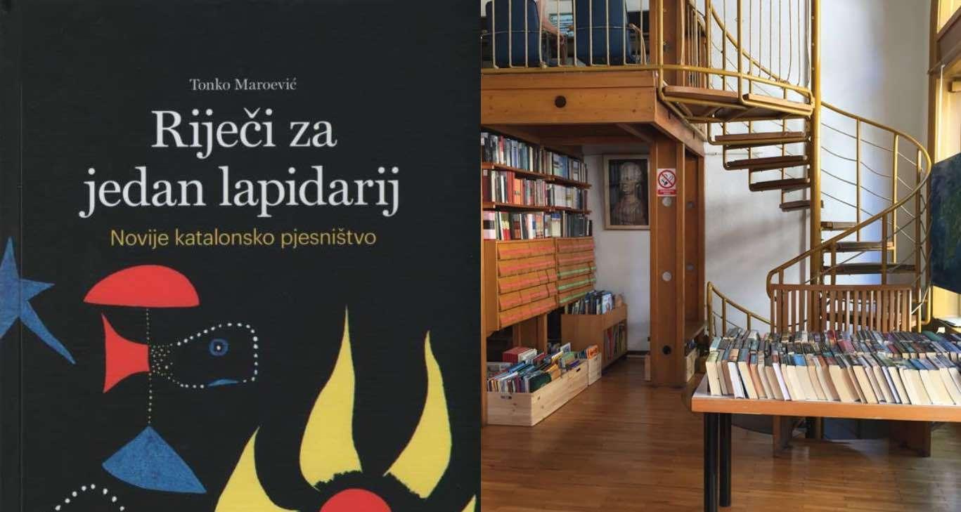 Words for a Lapidarium - Tonko Maroević and Carles Torner