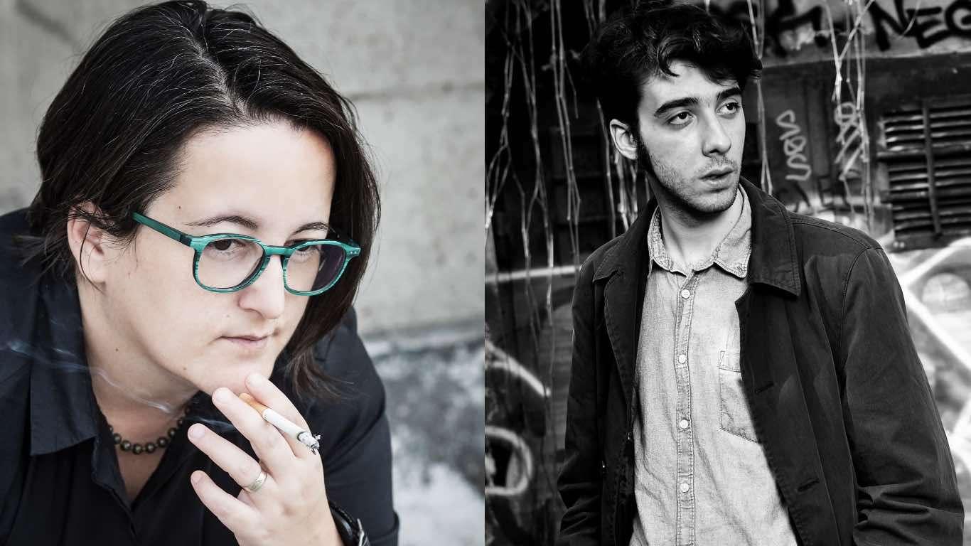 Dvostruki portret: Lejla Kalamujić & Sven Popović