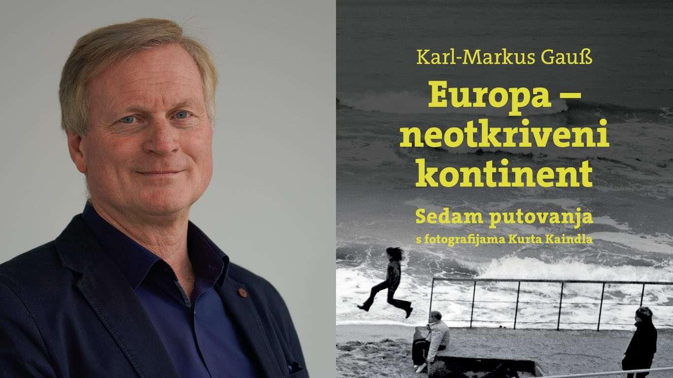 "Otvaranje izložbe ""Europa – neotkriveni kontinent"" Kurta Kaindla"