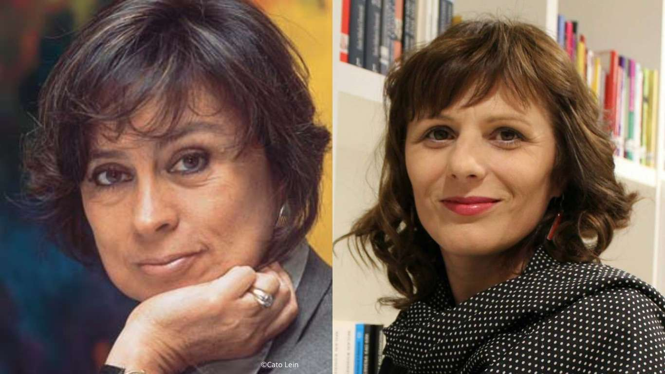 Dvostruki portret: Laura Restrepo i Julijana Adamović